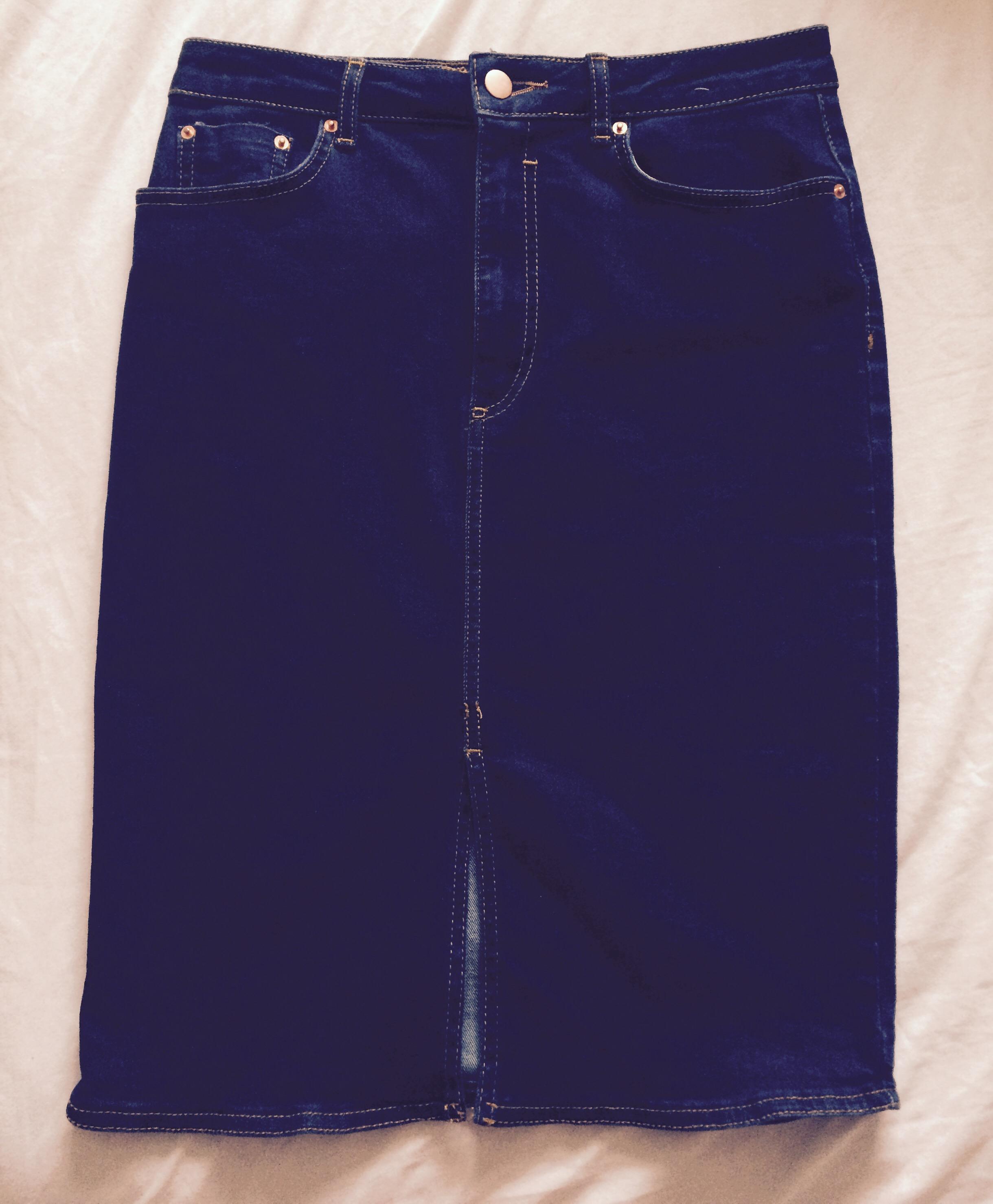 Friday Fashion – The Denim Skirt
