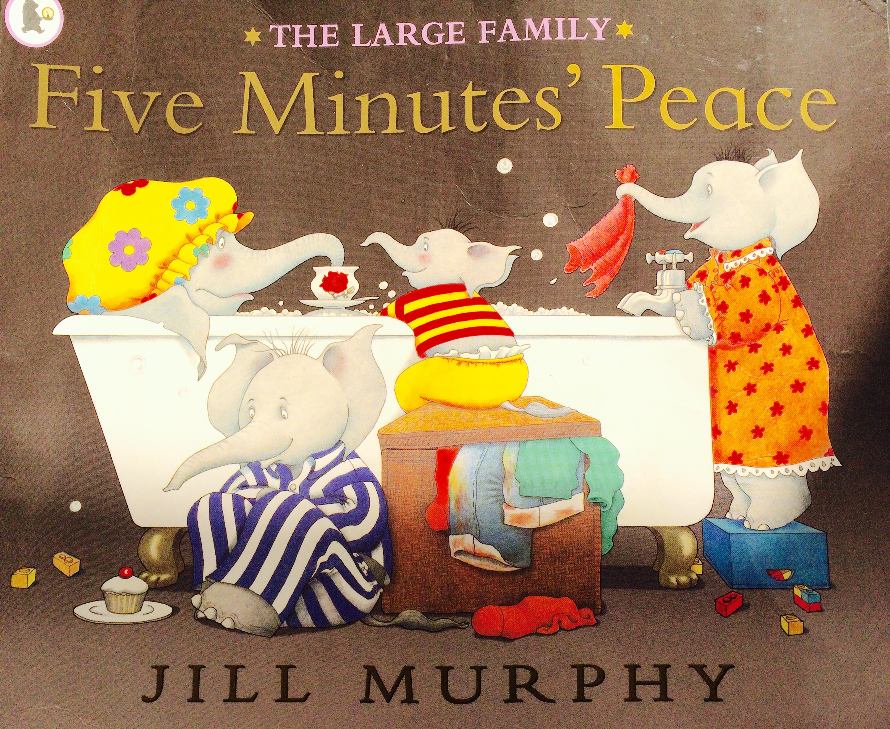 Five Minutes Peace ………… Not a Book Review!