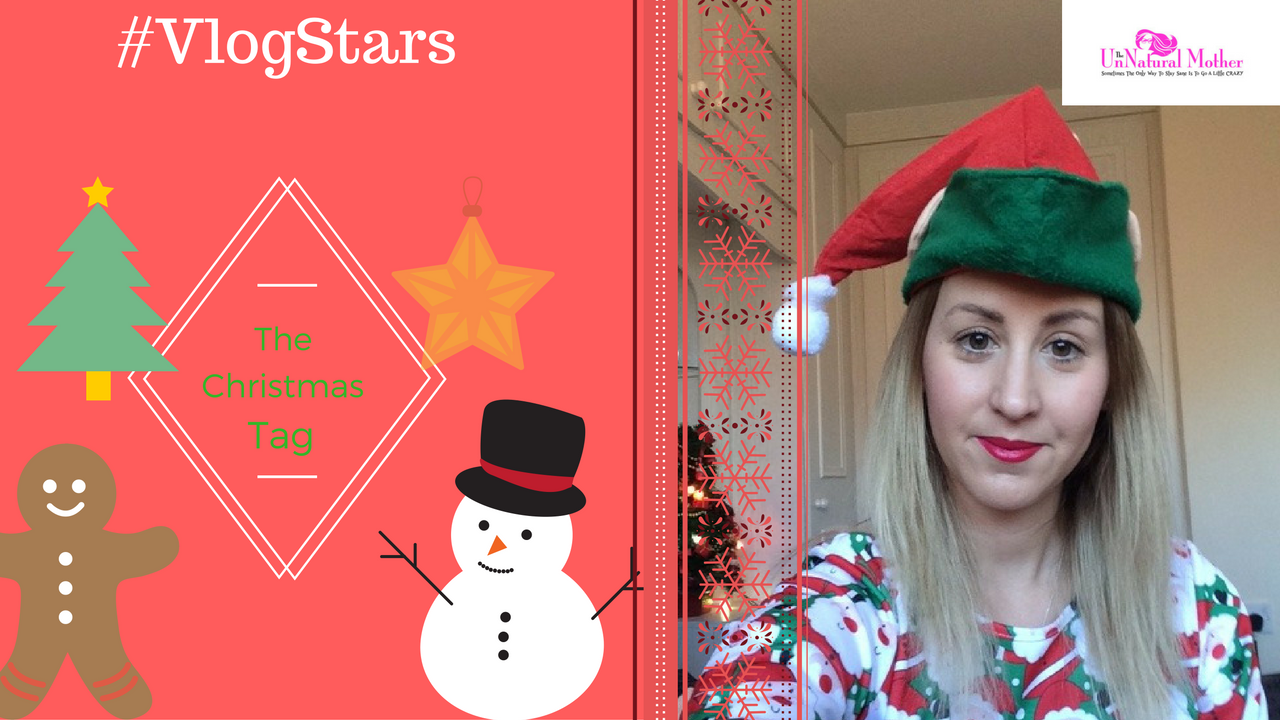 #VlogStars – The Christmas Tag
