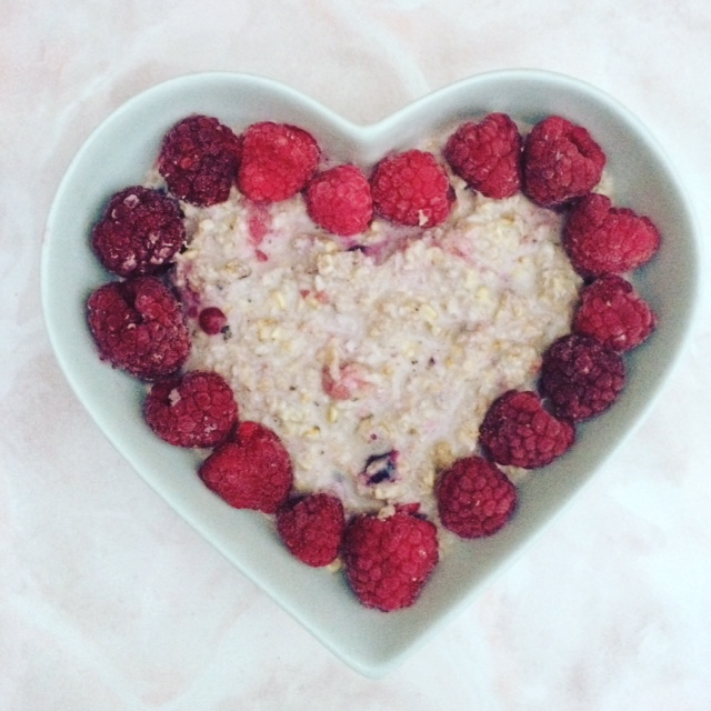 ❤️Super Easy Overnight Oats❤️