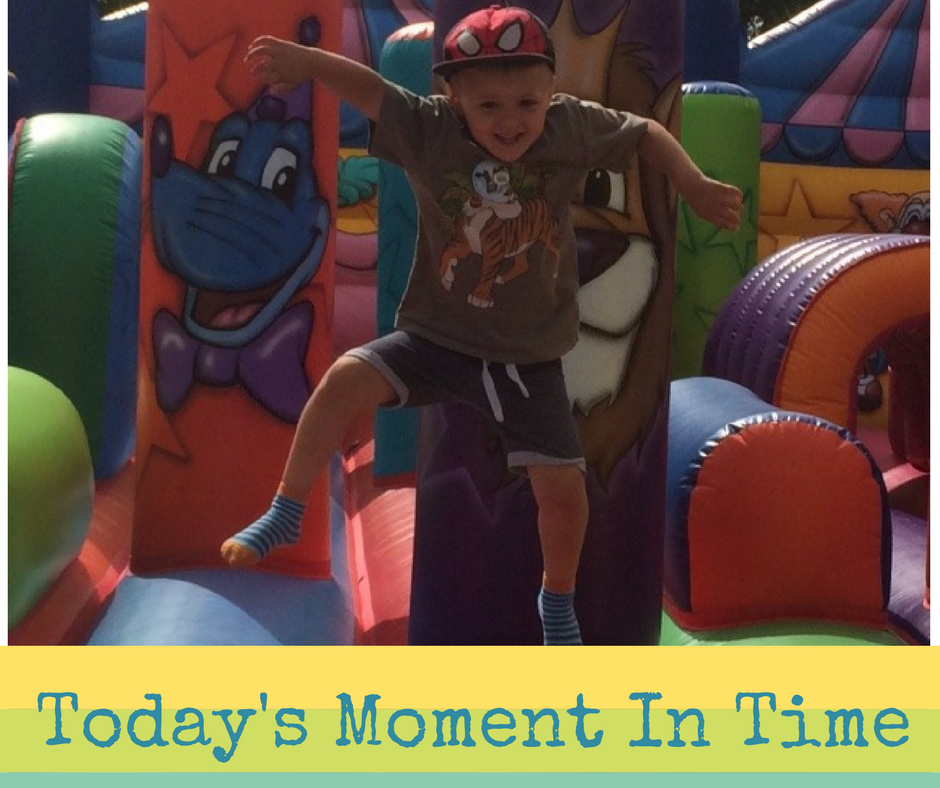 Todays Moment In Time – Brand New Linky