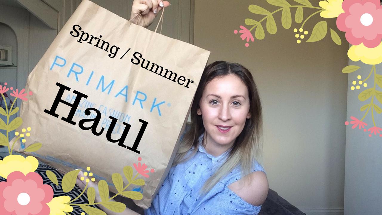 Spring / Summer Primark Haul