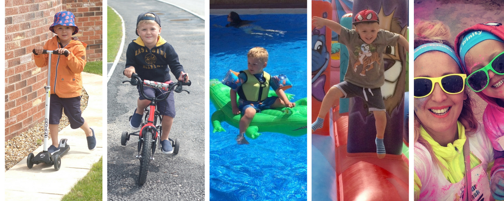 10 Cheap & Easy Ways To Keep The Kids Active This Summer