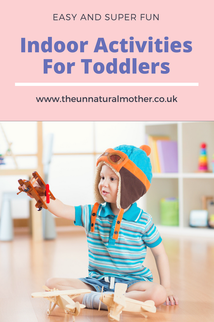 5 Awesome and Super Fun Activities for Toddlers and Preschoolers