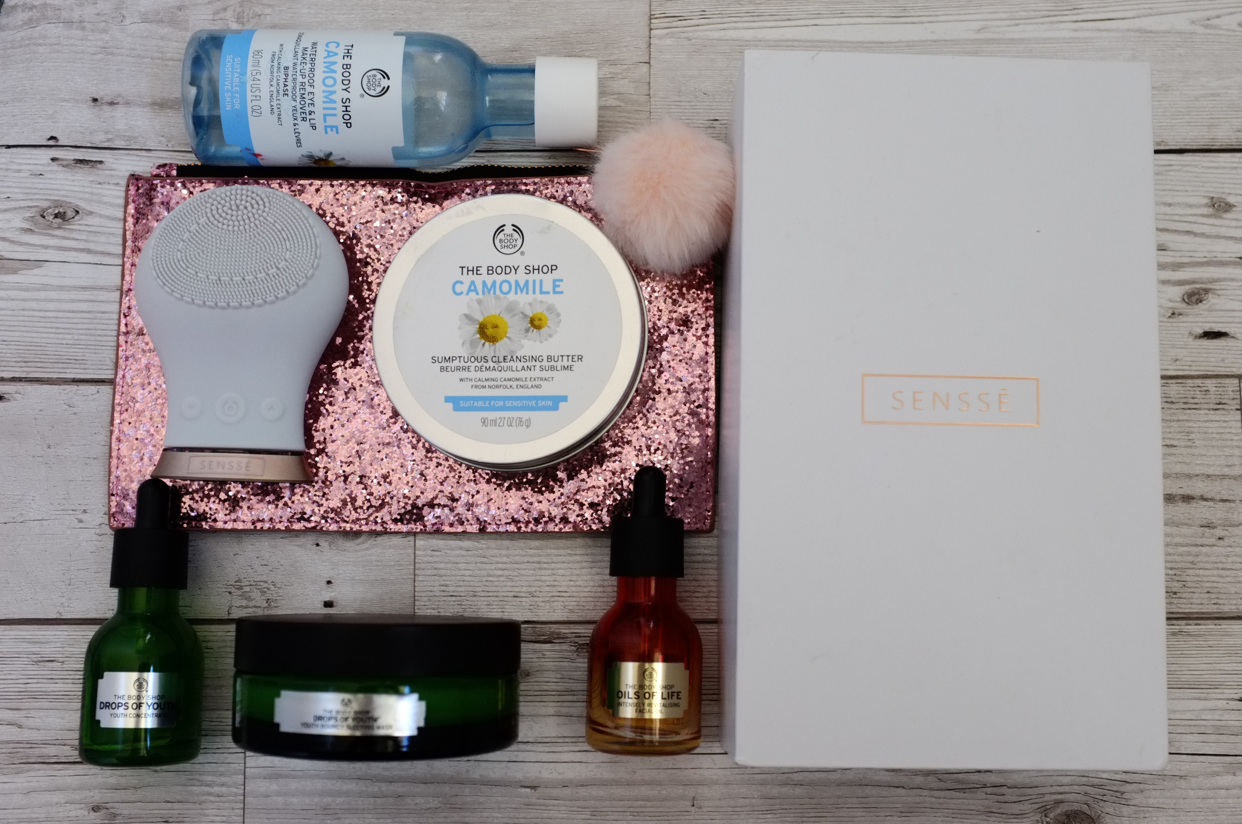 Updated Skincare Routine Featuring the Sensse Facial Cleansing Brush