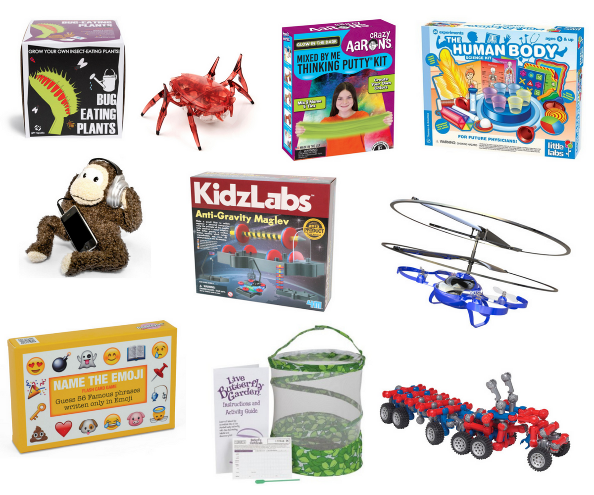 Toys For Boys 10 14 : Top ten gifts for boys under from wicked uncle