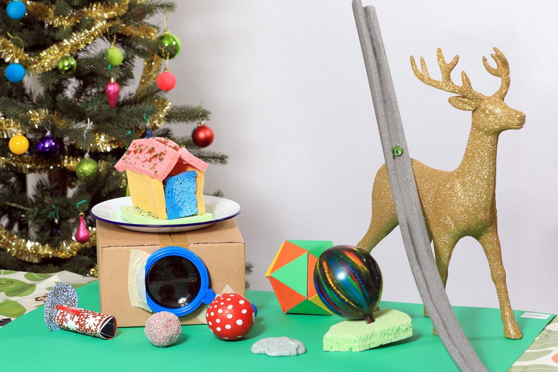 Homemade Christmas STEM Toys With Konnie Huq