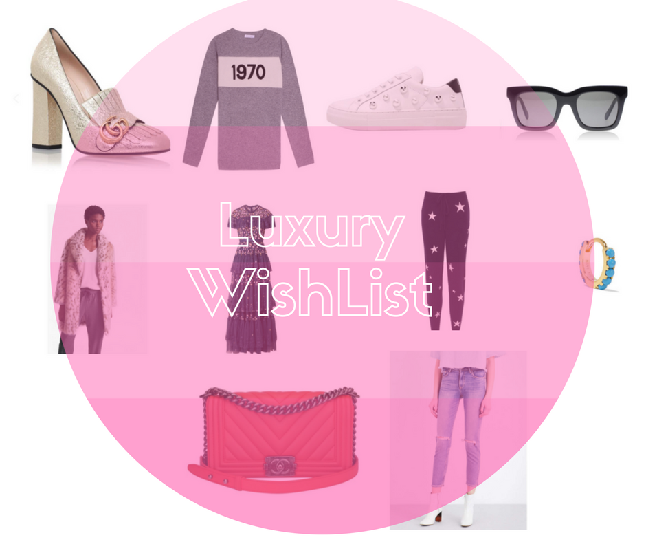 Luxury Spring Wish List