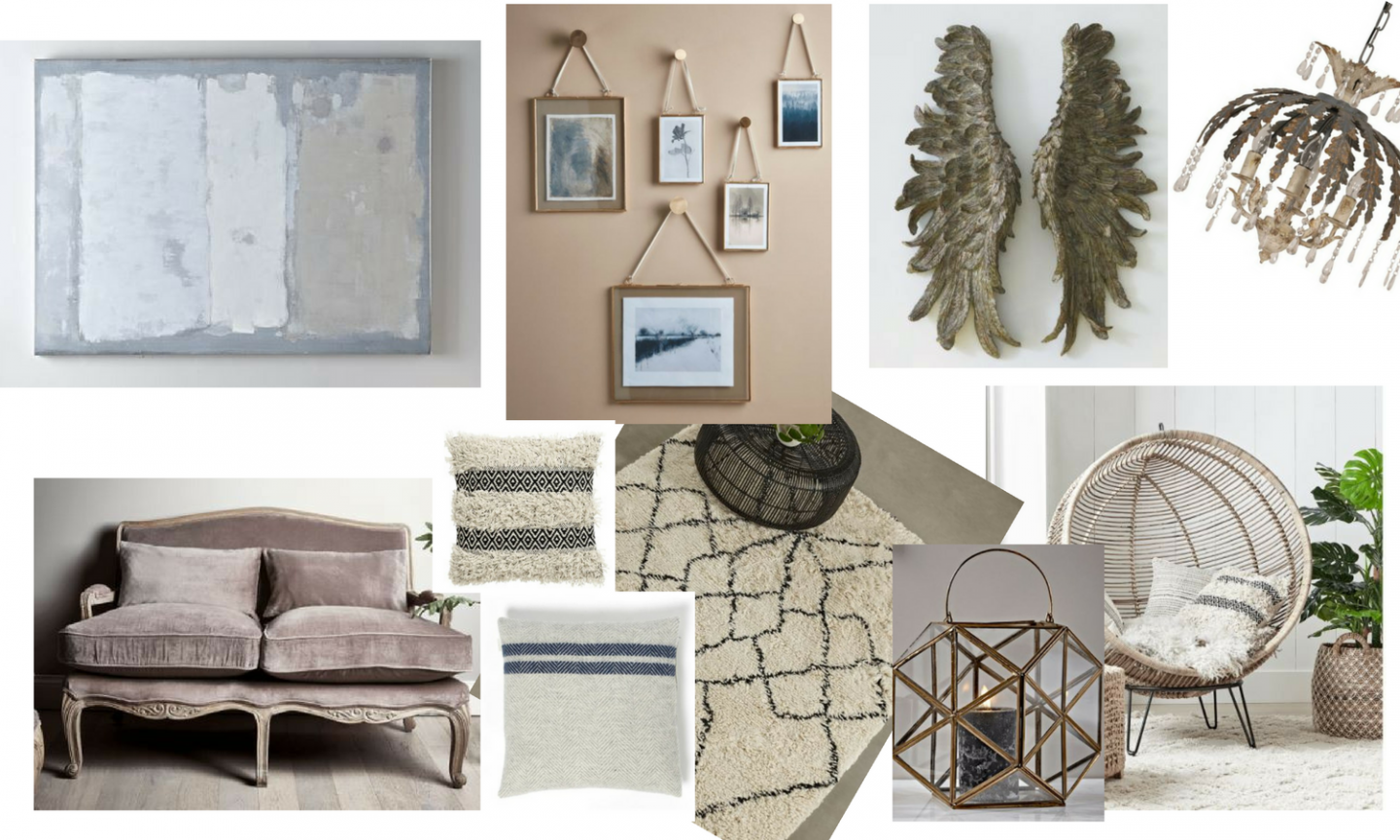 Living Room Inspiration With Cox & Cox
