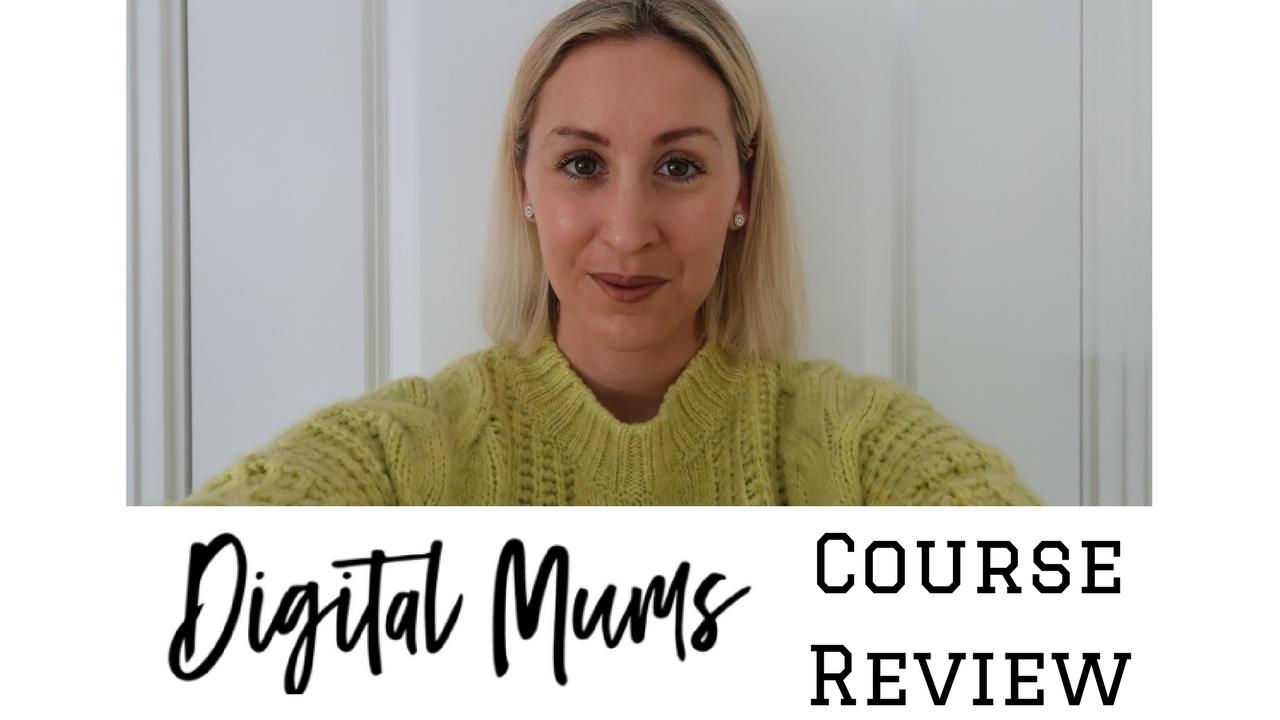 Digital Mums Social Media Management Course Review – 3 Months Post Graduate