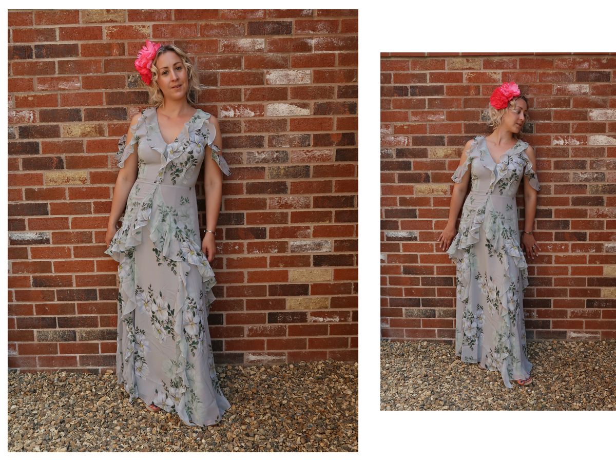 Boho Wedding Guest Dress