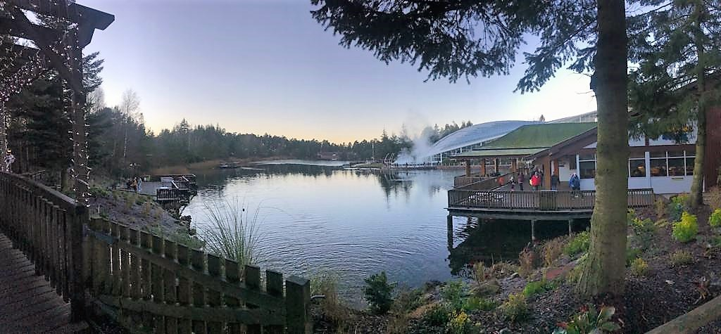 Christmas At Center Parcs Whinfell Forest